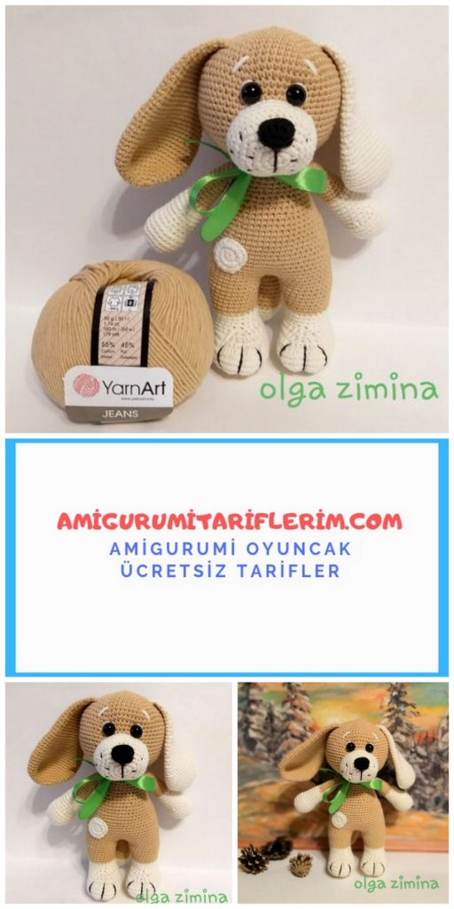 Amigurumi Türkiye-Küçük Köpek Tarifi   1024x512