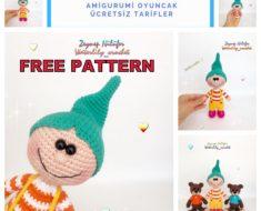 Niloya tarifi - Amigurumi Crochet Patterns | Facebook | 190x235